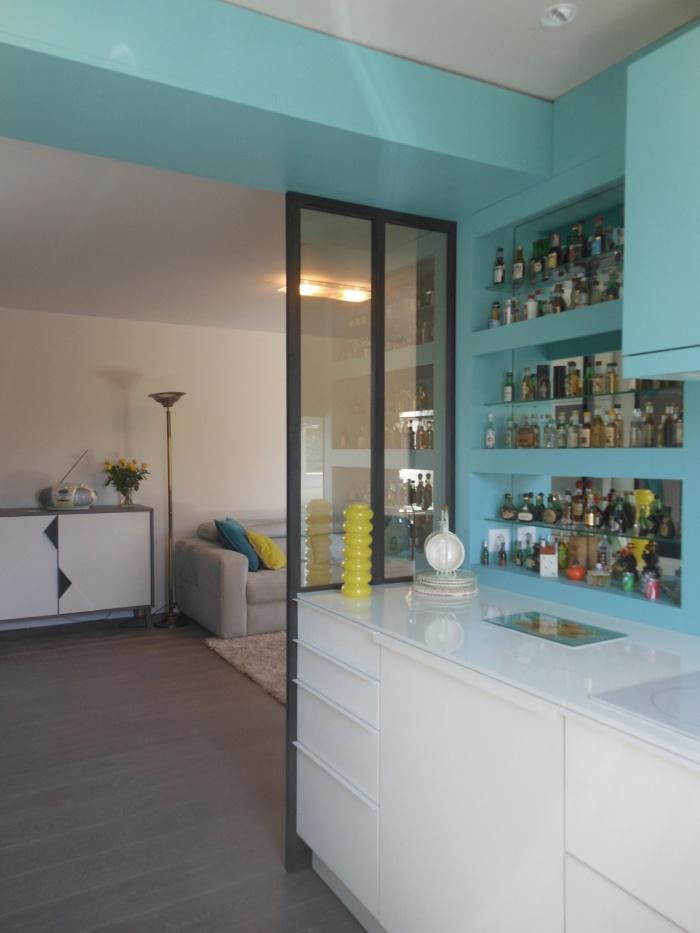 appartement l tournefeuille tournefeuille une r alisation de sophie bannwart. Black Bedroom Furniture Sets. Home Design Ideas