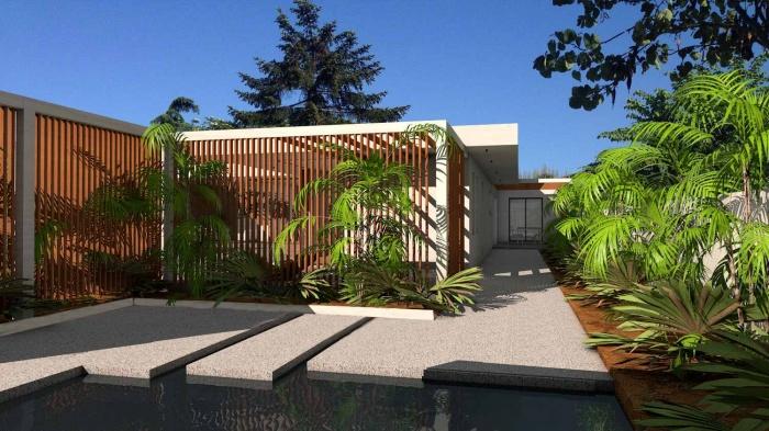 Architectes-toulouse.com - Maison contemporaine à parement en ...