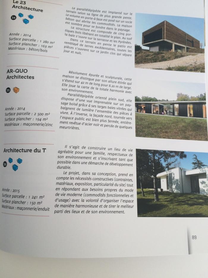 Maison M1 à Menville (31) : CAUE 31 Maison M1 .JPG