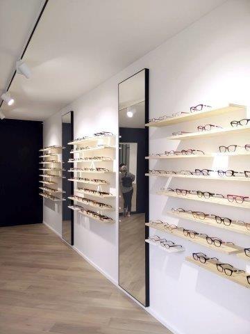Boutique d'optique à Toulouse