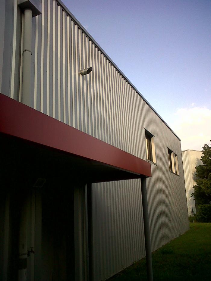 bureaux Apollo : Projet Liaison avec bureaux existants