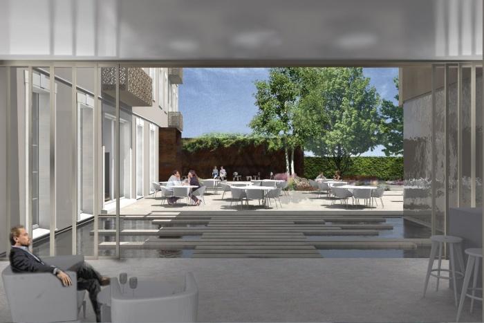 Transformation d'un bâtiment de bureaux en Résidence Hôtelière à Albi : Pers Bar.JPG