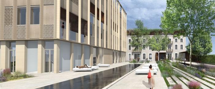 Transformation d'un bâtiment de bureaux en Résidence Hôtelière à Albi : JARDIN Bassdef.jpg