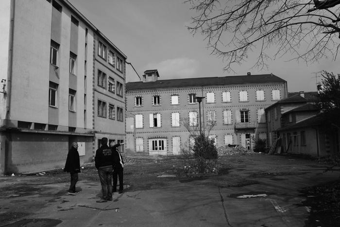 Transformation d'un bâtiment de bureaux en Résidence Hôtelière à Albi : Hôtel Albi (2).JPG