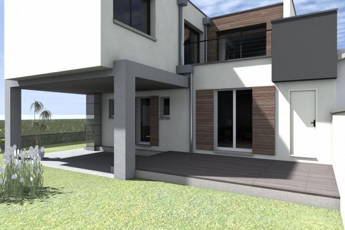 Surélévation pour une maison Individuelle