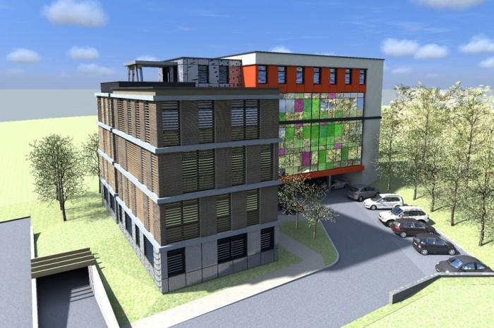 Immeuble de bureaux : 487-SCI MIR-AXONO_1