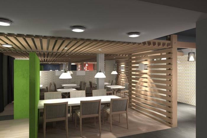 Transformation d'un restaurant : Jinji-entree 3