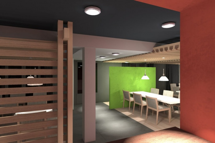 Transformation d'un restaurant : Jinji-bar 2