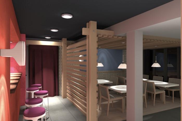Transformation d'un restaurant : Jinji-passage 2