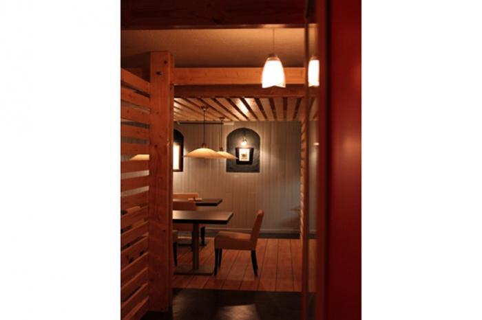 Transformation d'un restaurant : Jinji-Photo 2