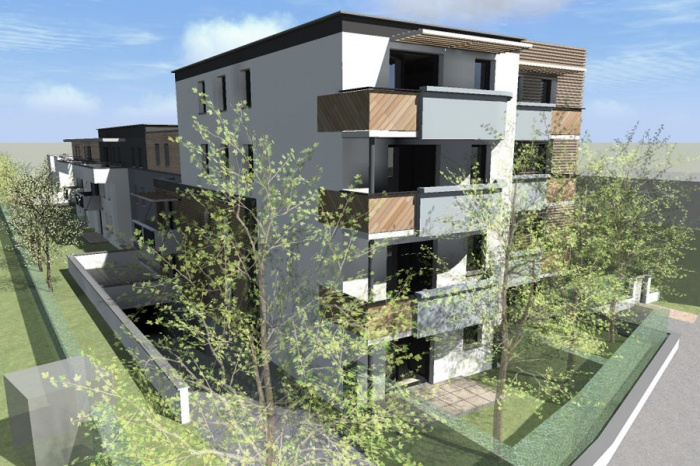 Construction de 36 logements
