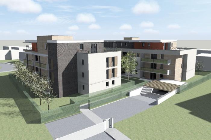 Construction de 33 logements BBC