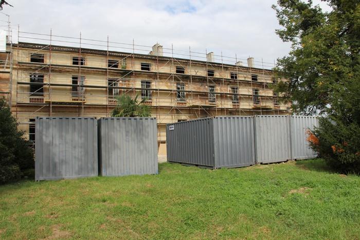 Réhabilitation du Chateau de Drudas : Chateau de drudas (34).JPG