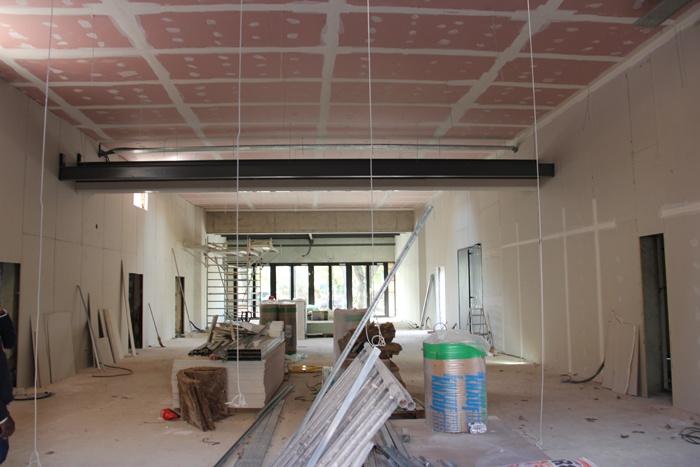 Rénovation du Manoir du Prince à Toulouse : Le Manoir du Prince octobre 2015 (13).JPG