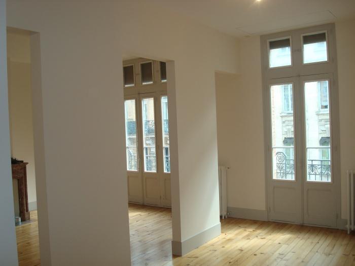 renovation d 39 un appartement ancien toulouse une r alisation de alain pratviel. Black Bedroom Furniture Sets. Home Design Ideas