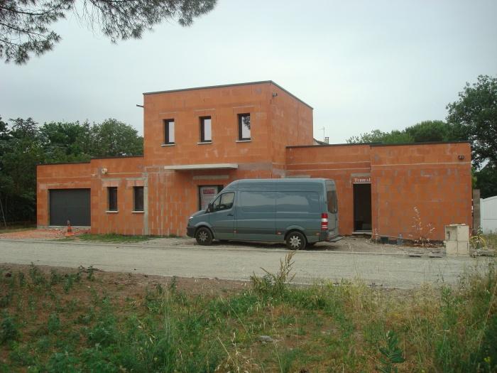Architectes villa a toulouse toulouse for Architecte toulouse