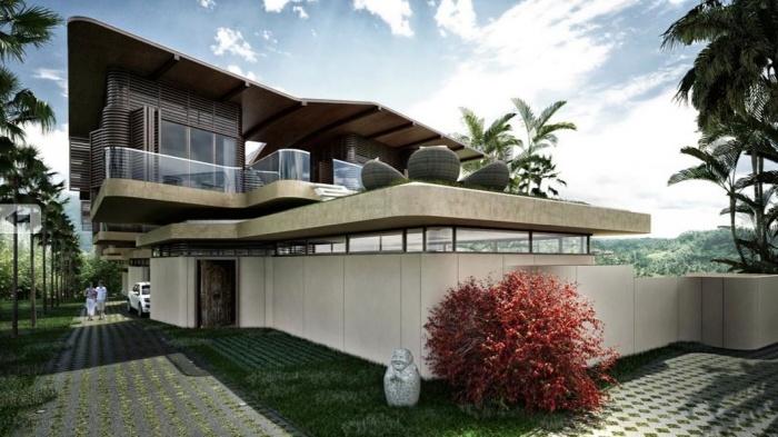 Eco tourisme de luxe à Bali