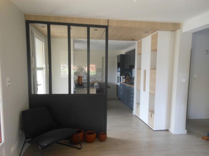 Projet d'aménagement intérieur villa privée. . : 8