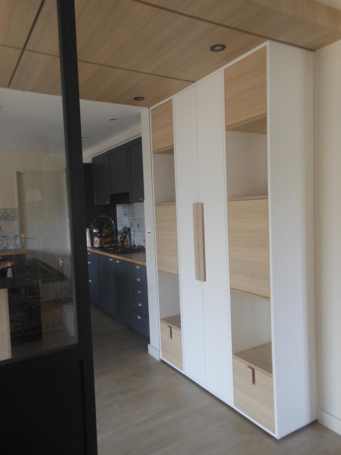Projet d'aménagement intérieur villa privée. .