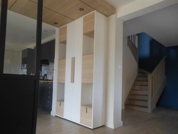 Projet d'aménagement intérieur villa privée. . : 12
