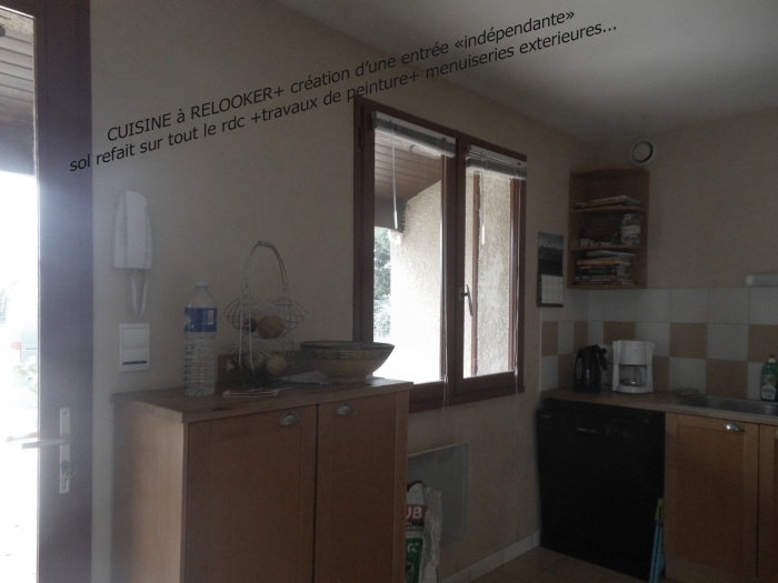 Projet d'aménagement intérieur villa privée. . : DSCN4453 copie