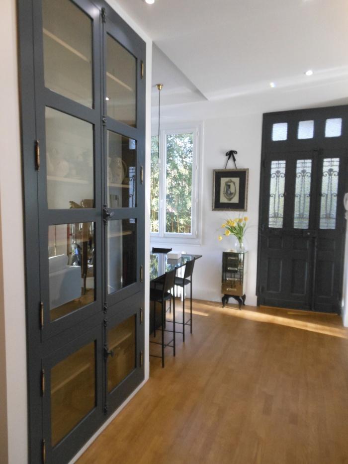 architectes r novation interieure maison quartier des minimes toulouse. Black Bedroom Furniture Sets. Home Design Ideas