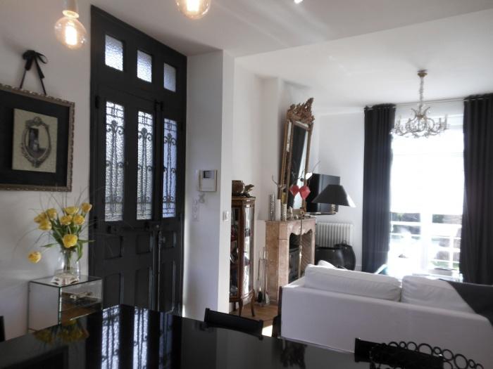 r novation interieure maison quartier des minimes toulouse une r alisation de sophie bannwart. Black Bedroom Furniture Sets. Home Design Ideas