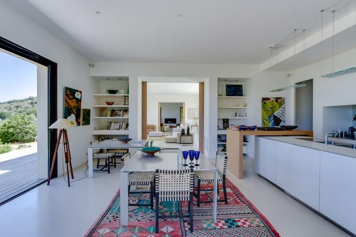 maison en corse corse une r alisation de sophie bannwart. Black Bedroom Furniture Sets. Home Design Ideas