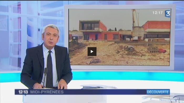 Maison N à Lectoure (32) : France 3