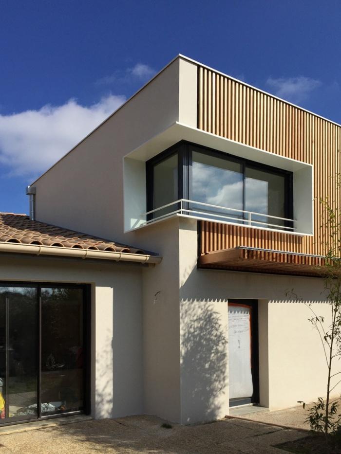Surélévation d'une maison - Toulouse