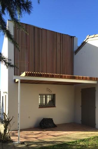 architectes sur l vation d 39 une maison toulouse toulouse. Black Bedroom Furniture Sets. Home Design Ideas