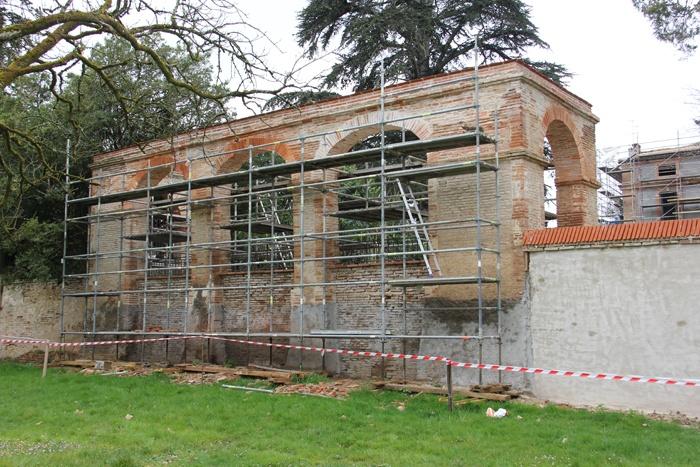 Réhabilitation du Chateau de Drudas : image_projet_mini_88127
