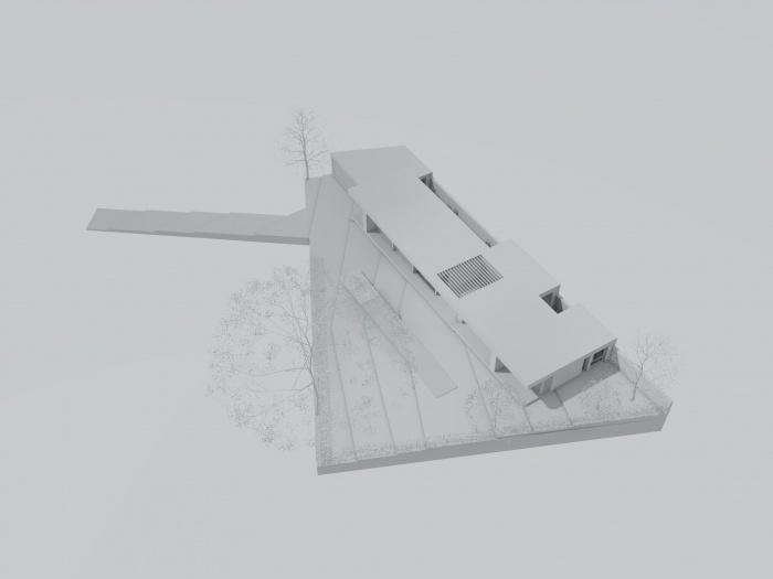 Maison P1 : M 1