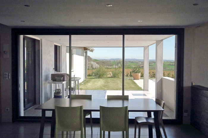 Maison Individuelle T5 : Mexe_14-REPAS_1