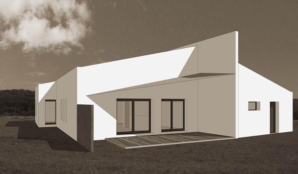 Maison Bioclimatique Brax