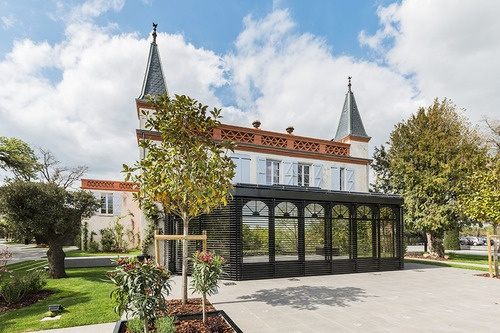 Rénovation du Manoir du Prince à Toulouse