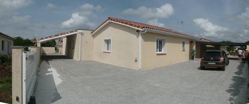 Extension Maison A à Plaisance du Touch : _copie-0_3 Ext pano2 Andreu