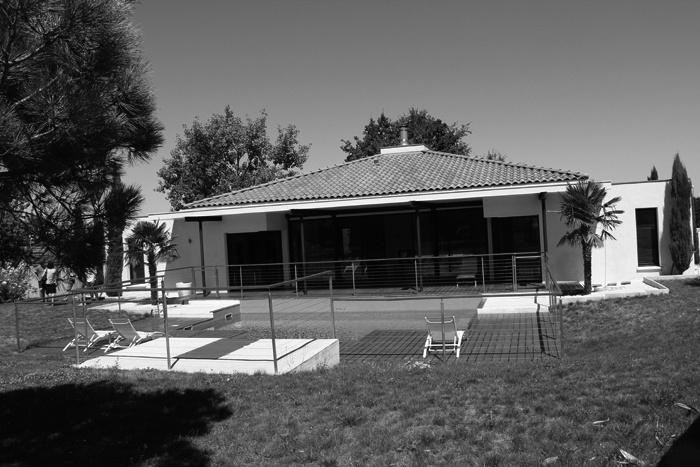 Surélévation maison à Lapeyrouse Fossat : Surélévation FARNE (2).JPG