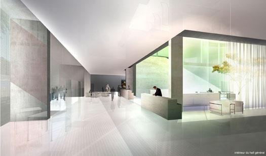 Pavillon Blanc - Médiathèque et Centre d'art de Colomiers (31)