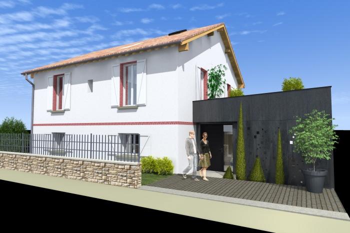 Rénovation maison de ville