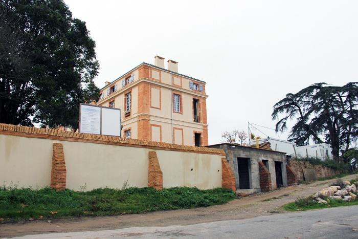 Réhabilitation du Chateau de Drudas : Rénovation Chateau de Drudas