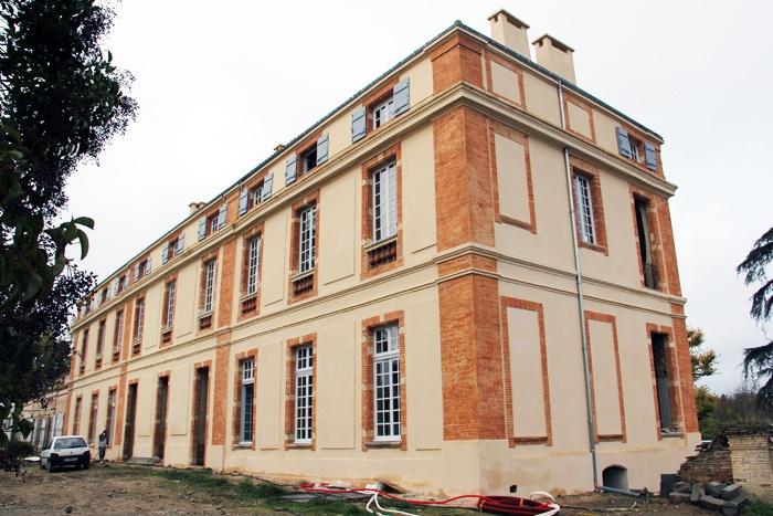 Réhabilitation du Chateau de Drudas : Drudas