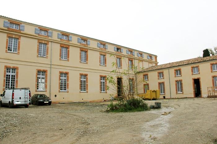 Réhabilitation du Chateau de Drudas : Chateau de Drudas
