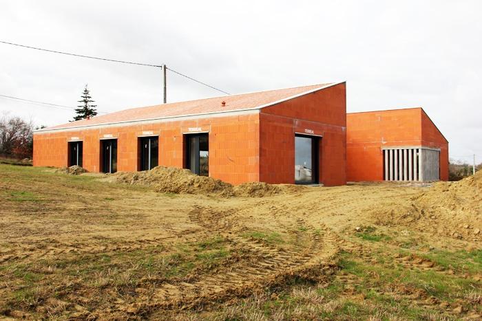 Maison MA à Aureville : Maison MA Aureville (9).JPG