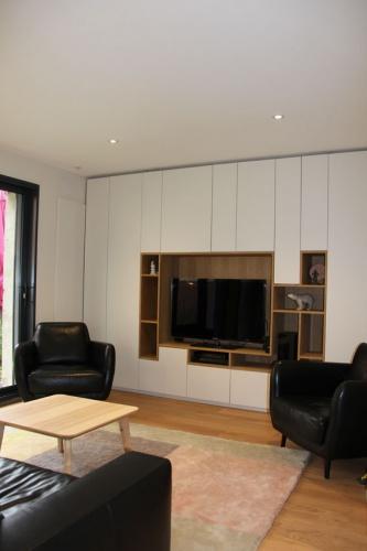transformation rdc maison 31400 toulouse une r alisation de agence pi belli. Black Bedroom Furniture Sets. Home Design Ideas