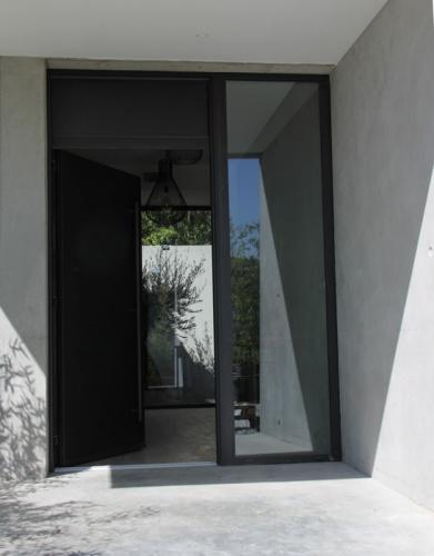 Maison P1 : Maison béton