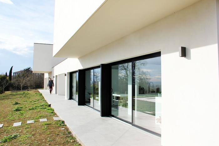 Maison N à Lectoure (32) : maison contelmporaine (2).JPG
