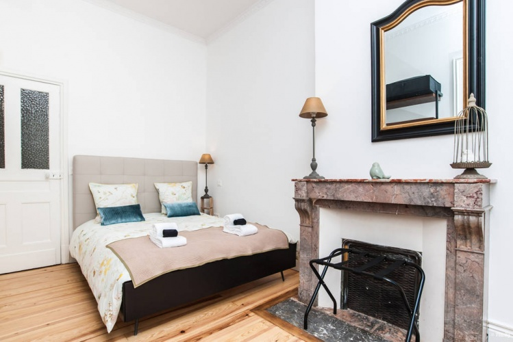 Rénovation complète d'un appartement Haussmannien : 7
