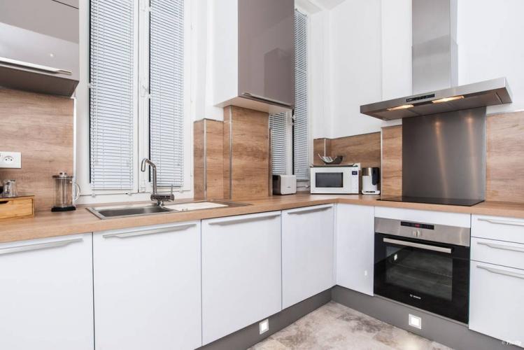 Rénovation complète d'un appartement Haussmannien : 8