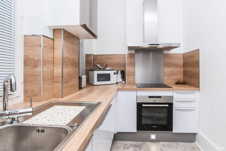 Rénovation complète d'un appartement Haussmannien : 9
